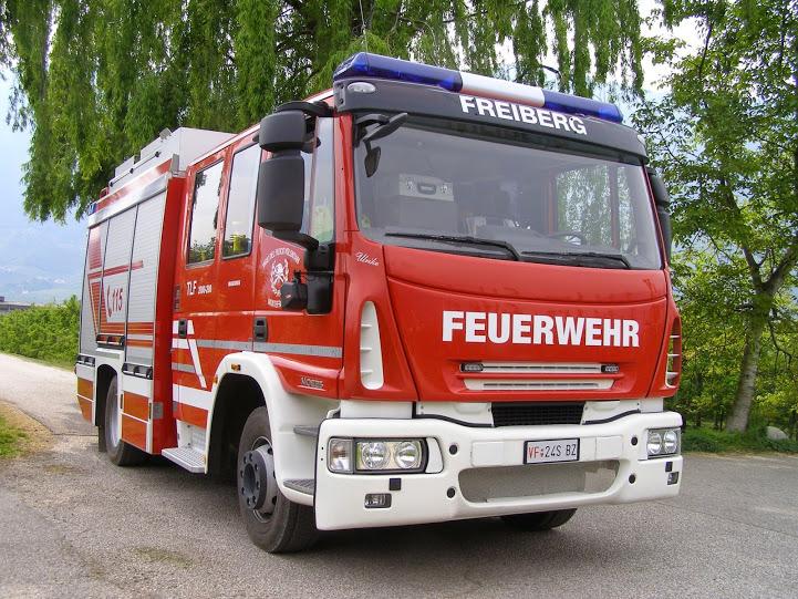 Tanklöschfahrzeug - TLF 2000-200